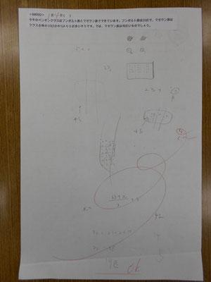 中学生Bくんの作品です。