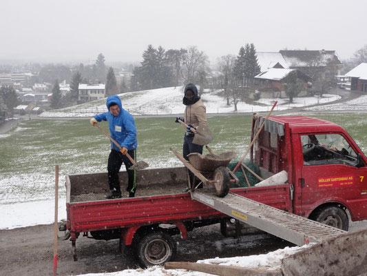 Gartenbau Müller frühlingsputz und gartenunterhalt 2013 ökumenische bruderklausen