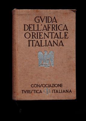 Guida dell'Africa Orientale Italiana (Touring Club Italiano, 1936)
