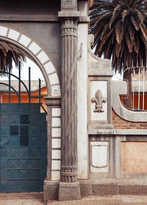 Ex Casa della G.I.L. (oggi Casa degli Italiani) - Asmara, Eritrea