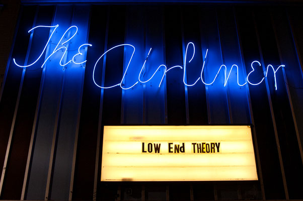 Low End Theory @ The Airliner - Lincoln Heights