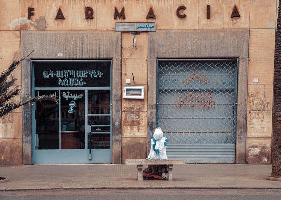 Farmacia - Asmara, Eritrea