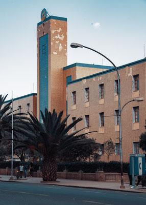 Ex Palazzo del Governatore (1930) - Asmara, Eritrea