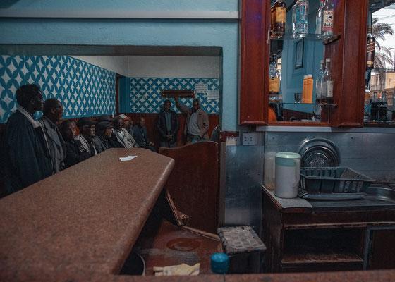 Bar Romano - Asmara, Eritrea