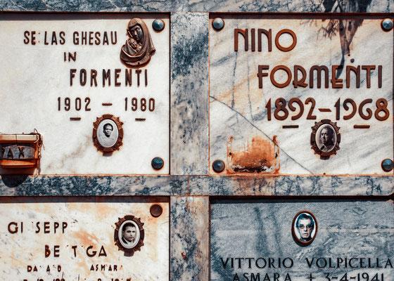 Cimitero Italiano di Asmara, Eritrea
