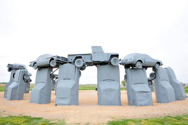 Carhenge / Alliance, Nebraska