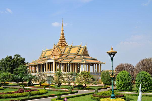Pagoda d'argento - Phnom Penh
