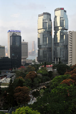 HONG KONG PARK - HONG KONG ISLAND