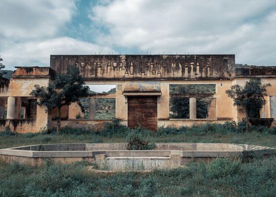 Ex Fonte Acqua Termo Minerale Ali Hasa (1930) - Dongollo, Eritrea