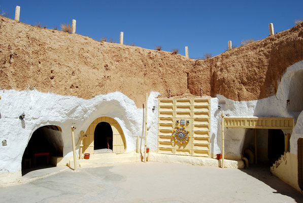 Matmata - Star Wars Set,Tunisie