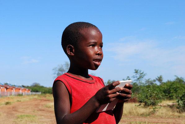 Tswana Village,Botswana