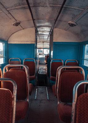 Fiat ALB64 (Littorina) - Stazione di Asmara, Eritrea