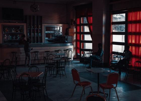 Bar Cinema Odeon - Asmara, Eritrea