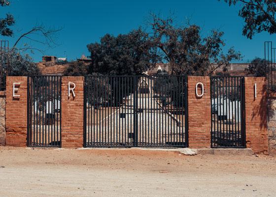 Cimitero Militare di Cheren, Eritrea