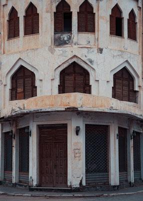 Ex Hotel Torino (1932) -Massawa, eritrea