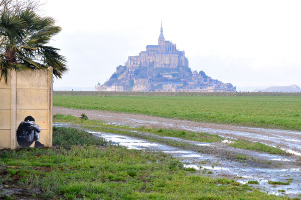 Mont Saint Michel / Normandie