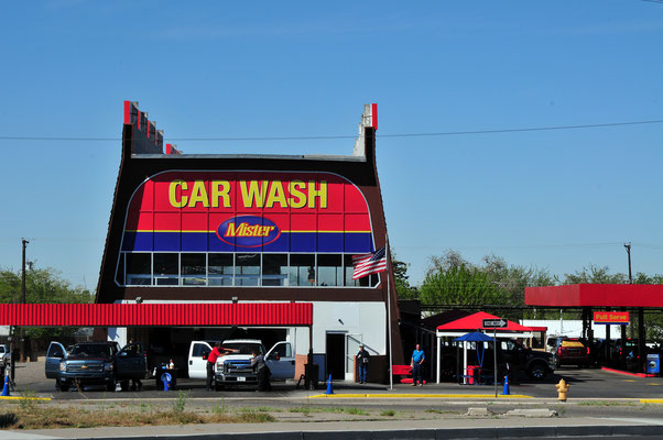 A1A Carwash (Breaking Bad) - Albuquerque, New Mexico
