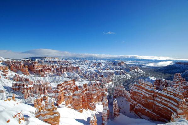Bryce Canyon,Utah