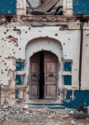 Ex Palazzo del Governatore (1935) - Massawa, Eritrea
