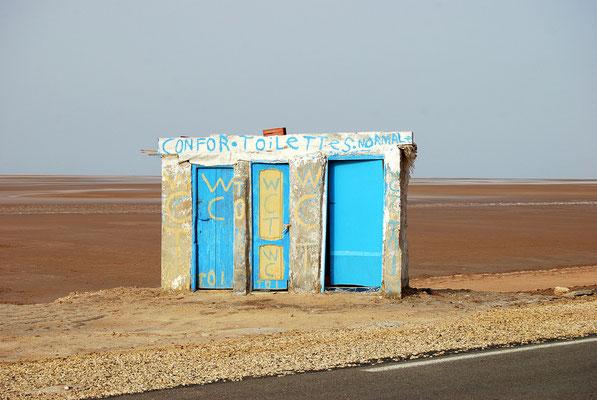 Chott El Jerid,Tunisie