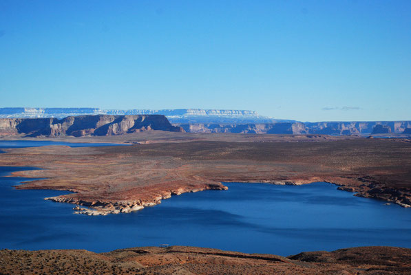 Lake Powell,Arizona