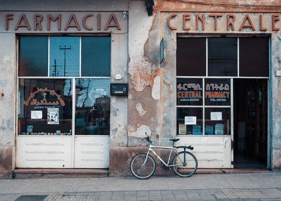 Farmacia Centrale di Asmara, Eritrea