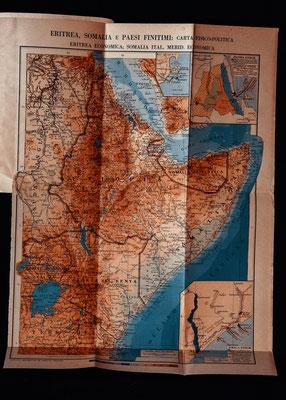 Manuale per le camicie nere nell'Afiica Orientale, di Vittorio Verne (1935)