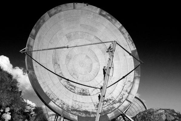 Ace High Project - Ex base NATO Troposcatter- Monte del Giogo (MS)