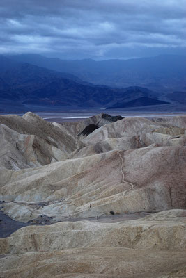 Zabriskie Point,Death Valley,Nevada