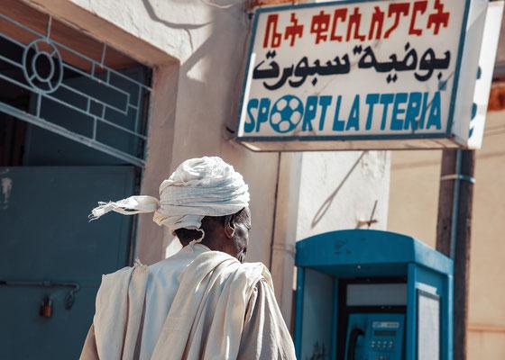 Sport Latteria - Cheren, Eritrea