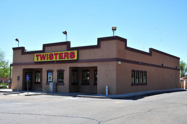 Twisters aka Los Pollos Hermanos (Breaking Bad)- Albuquerque, New Mexico