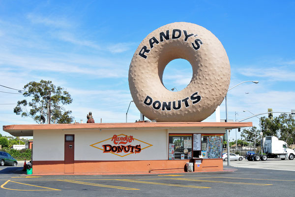 Randy's Donuts - Inglewood