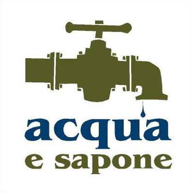 Logo für acqua e sapone einer Band aus Gunzenhausen