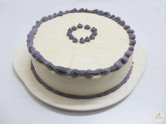 Johannisbeercreme-Torte (GLUTENFREI)