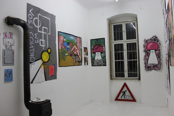 "ZCKR Galerie Werkschau 7 | Streetart ""Preview""  | Berlin"