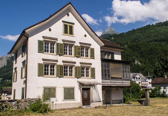 Lunde, Kreuzbühlstrasse 34, Koord. 722787 213579