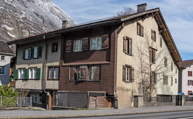 Kloster, Landstrasse 8, Koord. 722920 213985