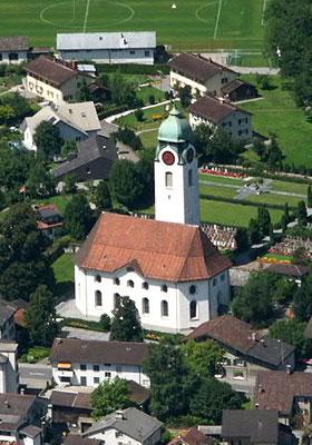 Reformierte Kirche, Koord. 722635 213545