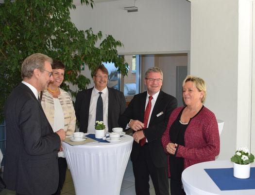 Begrüßung und Impuls zu den Innovationsthemen an der Carl-Benz-Schule Gaggenau