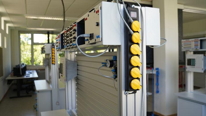 Elektropneumatiklabor2