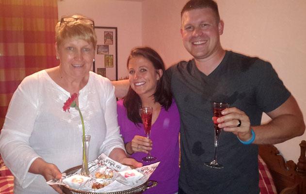 Just married! Alison & Matthew from Newberg / USA