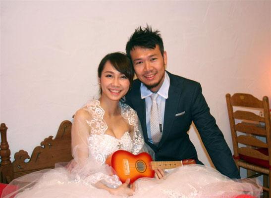 Honeymoon Wei Hung and Chang -Taiwan, Madrid