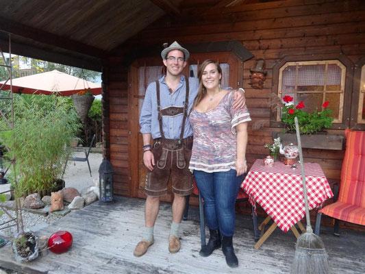 Oktoberfest ! Ryan from Wisconsin/ USA
