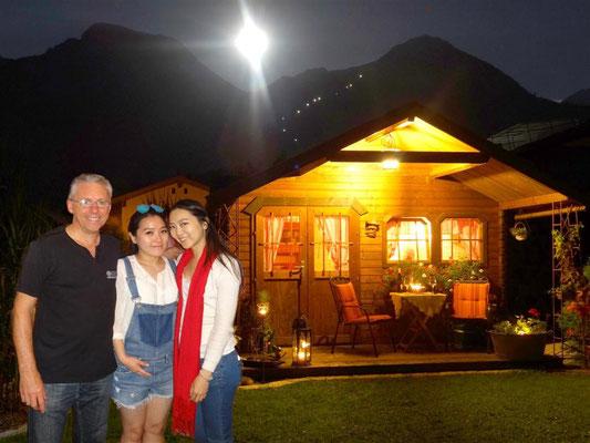 Chia Chi Ting at full moon!