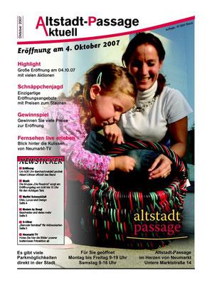 Magazin Altstadt Passage Aktuell