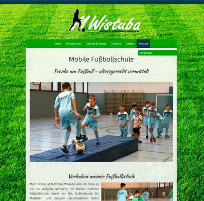 Mobile Fußballschule