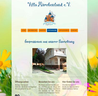Kindertagesstätte Villa Märchenland