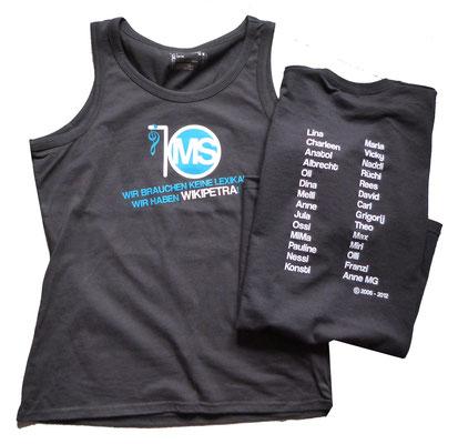 Shirts für Abschlussklasse