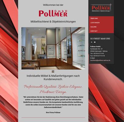 Tischlerei & Objektausstattung Pollmer GmbH
