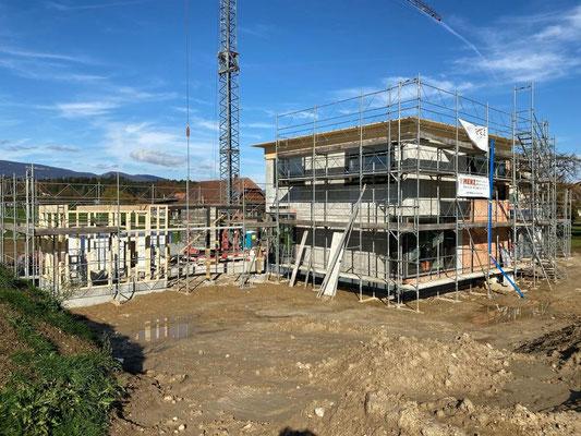 Neubau EFH in Röthenbach - Hosner Holzbau GmbH Röthenbach